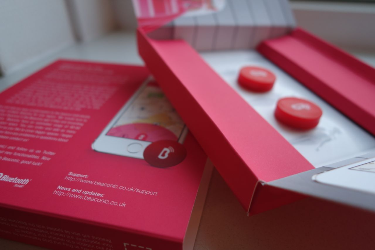 Beaconic Kits priced down again as factory costs drop iBeacon